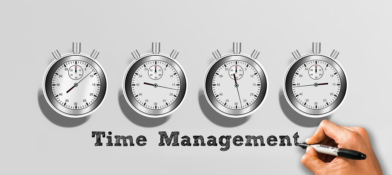 12 Super Time Management Tips to Sky rocket Your Productivity