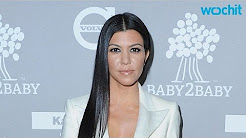 Kourtney Kardashian Talks About Gym Motivation
