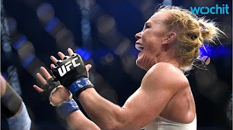 Holly Holm Starts Career With Aerobics, Ends Up Beating Ronda Rousey