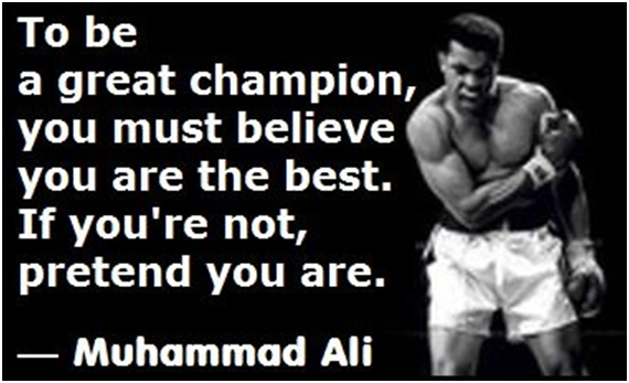 These Muhammad Ali quotes will make you start thinking about success