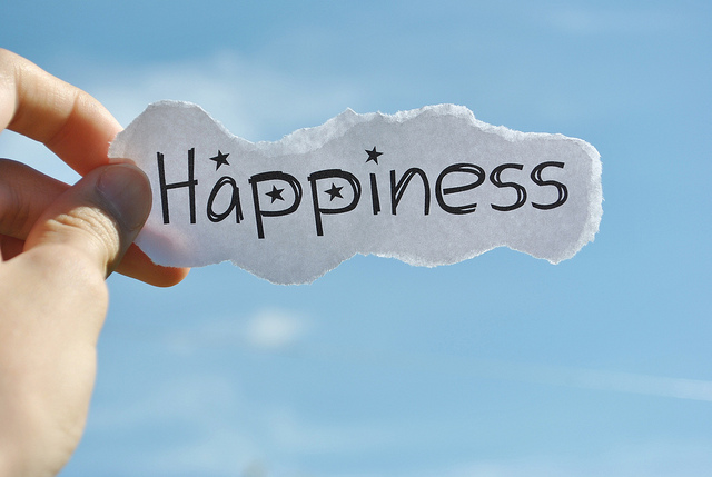 Five ways to boost your happiness